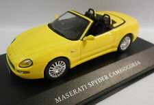 Maserati Spyder Cambiocorsa -IXO en boite