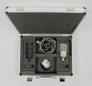 Neumann TLM103 Microphone with Shock Mount and Aluminum Case