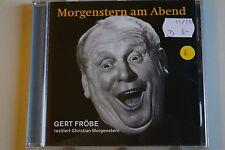 Gert Fröbe Rezitiert Christian Morgenstern - Morgenstern Am Abend, CD, Deutsches