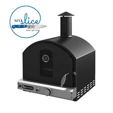 Gasmate Deluxe Gas Pizza Oven - Vitreous Enamel