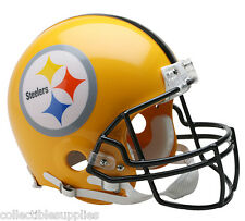 Pittsburgh Steelers Authentic Full Size Football Helmet