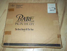 Babe: Pig In The City - Video Release Standee
