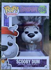 Scooby-Doo - Scooby Dum Scooby-dum #254 Funko Pop Vinyl New in box