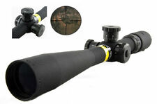 Deerhunter 8-32x44 Side Wheel Focus Mil-Dot Optics Rifle Scope Tactical Scope