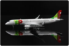JC WINGS 1:200 18.1CM TAP PORTUGAL EMB190 Passenger Airplane Plane Diecast Model