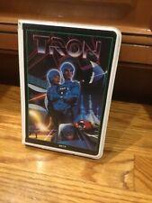 Rare Vintage Walt Disney *Tron* Beta Betamax Video Cassette Tape Movie