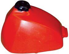 PLASTIC GAS TANK HONDA ATC 110 1979 -1982 /  ATC 90 1974-1978 RED FUEL NEW