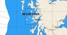 - MAP NT + M-EW-C026 C local C-tarjeta de gráficos Mull A Loch Nevis