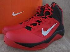 NIKE Air Visi Pro lll NBK Mens Red & Black Basketball Shoes US 11 M EU 45 NWB