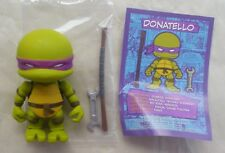 Donatello Teenage Mutant Ninja Turtles Action Vinyls Wave 1 Loyal Subjects 3""