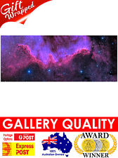 NEW Cygnus Wall, NASA Space Poster, Hubble Telescope, Giclee Art Print or Canvas