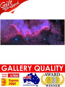 NEW Cygnus Wall, NASA Space Poster, Hubble Telescope, Giclee Art Print or Canvas