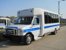 2010 Ford E450 SD / ElDorado Aerotech Bus (Gas w/ lift, 18 pass) NO RESERVE