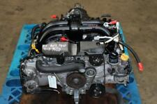 11 15 SUBARU FORESTER IMPREZA XV 2.5L 4CAM ENGINE ONLY JDM FB25 FREE SHIPPING