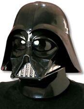 Maschere neri plastici senza marca per carnevale e teatro