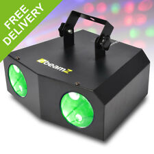Double Moonflower Effect LED Colour DJ Light Disco Lighting|beamz NOMIA Sky-mini