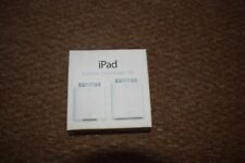 Apple iPad Camera Connection Kit MC531ZM/A BNIB Free Postage UK