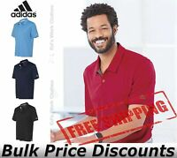 Adidas Mens Gradient 3-Stripes Sport Shirt polo Button A206 up to 3XL