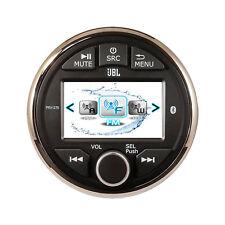 JBL PRV-275 Marine Gauge-Style Digital Media Receiver w/ Built-In Bluetooth