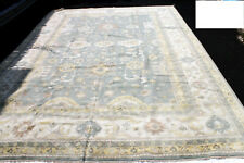 14X20 Exquisite Mint New Palace Hand Knotted Wool Oushak Turkish Oriental Rug