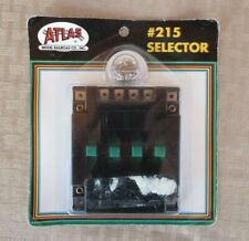 Atlas # 215 Ho Scale 4 Switch Selector Assembly