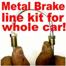 Brake lines Desoto 1946 1947 1948 1949 1950 1951 - 1958 -replace rusted lines!!!