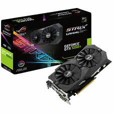 ASUS GeForce GTX 1050Ti ROG Strix 4GB Gaming (90YV0A31-M0NA00) Grafikkarte