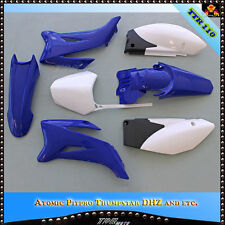 For TTR110 Pitpro Thumpstar Atomik 150CC 160CC BLUE Fender Plastics Body Fairing