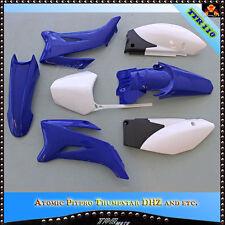 BLUE Plastics Fairing Body for TTR110 110/125/150/160/200/250CC Pitpro Thumpstar