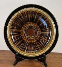 "Arabia Of Finland ""Kosmos"" Vintage Large Round 13 Inch Chop Serving Platter"
