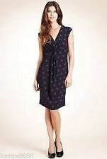 Marks and Spencer V-Neck Casual Spotted Dresses for Women