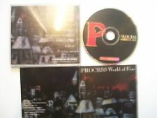 PROCESS World Of Fire – 1992 USA CD – Hardcore Rock – RARE!