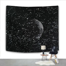 Constellation Tapestry Space Planet Tapestry Galaxy Tapestry Mandala Psychedelic