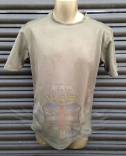 BRITISH ARMY SURPLUS G1 PCS SAGE GREEN MOISTURE WICKING T-SHIRT,LIGHT BASE LAYER