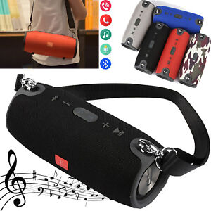 Bass Outdoor Bluetooth Speaker Wireless Sports Portable Bike Car music Speaker