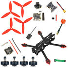 FEICHAO F4 X2 DIY FPV Racing Drone 225mm 3-4S Quadcopter Built-in OSD Betaflight