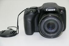 Canon - PowerShot SX540HS 20.3-Megapixel Digital Camera - Black