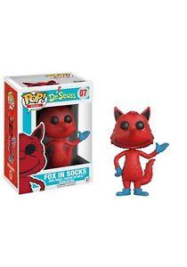 Dr Seuss Fox in Socks 07 Funko Pop Multi buy discount
