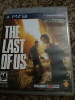 The Last of Us (Sony PlayStation 3, PS3, 2013) Tested & Working
