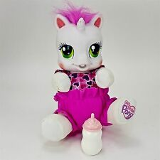 Hasbro My Little Pony Unicorn Talking So Soft Newborn Sweeite Bell Plush Doll