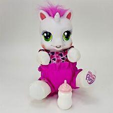 Hasbro My Little Pony Unicorn Talking So Soft Newborn Sweeite Bell Plush Doll