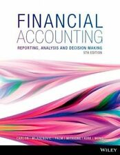 Financial Accounting: Reporting, Analysis and Decision Making 5E+Wileyplus Stand