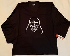 CLOSEOUT! Darth Vader Star Wars Graphic Hockey Jersey w/Number on back