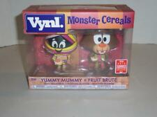 Funko SDCC 2018 Vynl Monster Cereals 2-Pack Yummy Mummy Fruit Brute -0818
