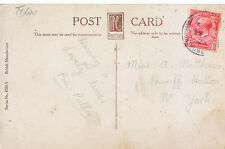 Genealogy Postcard - Family History - Matthews - Sheriff Hutton - Nr York  A1575