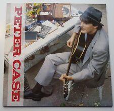 PETER CASE PETER CASE Vinyl LP - 1986/ROCK/FOLK/power pop/excellent