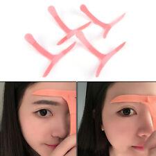 4x Microblading Augenbrauenformer Schablone Definition Permanent 9U