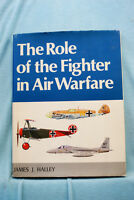 The Role of the Fighter in Air Warfare - Halley - Hardbound