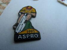 PIN'S  TOUR DE FRANCE  1991  /   SERVICE MEDICAL  /  ASPRO   /  RARE