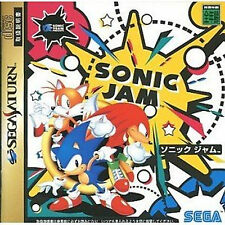 Sonic Jam SEGA Saturn SS Import Japan